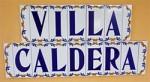 Villa Caldera y Casitas Caldera